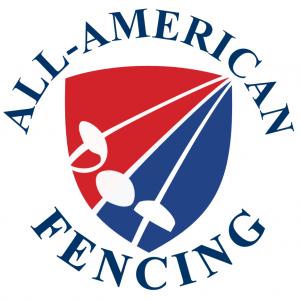 All-American Fencing Academy logo