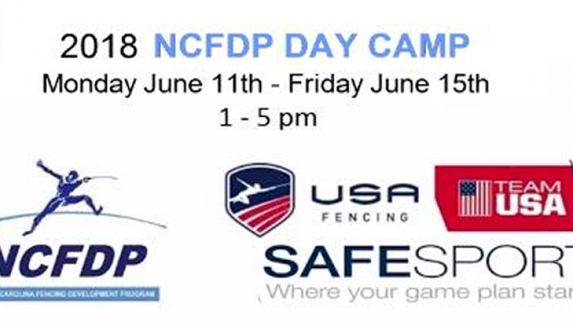 NCFDP Day Camp 2018